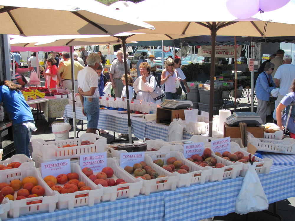 Moraga Farmers' Market: Hamada Farms