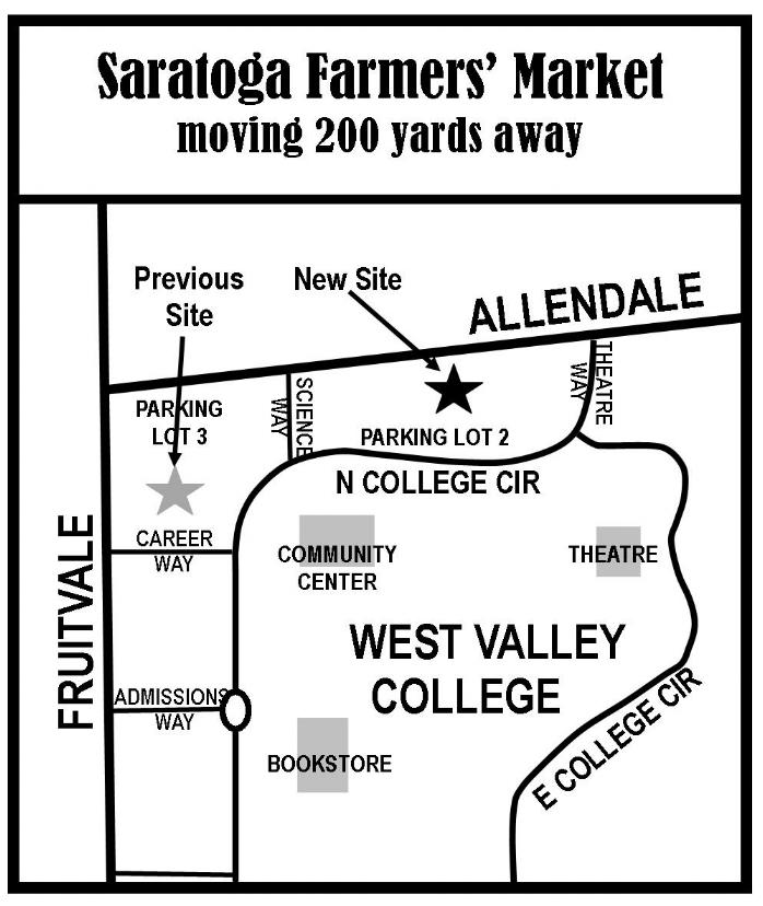 saratoga move map