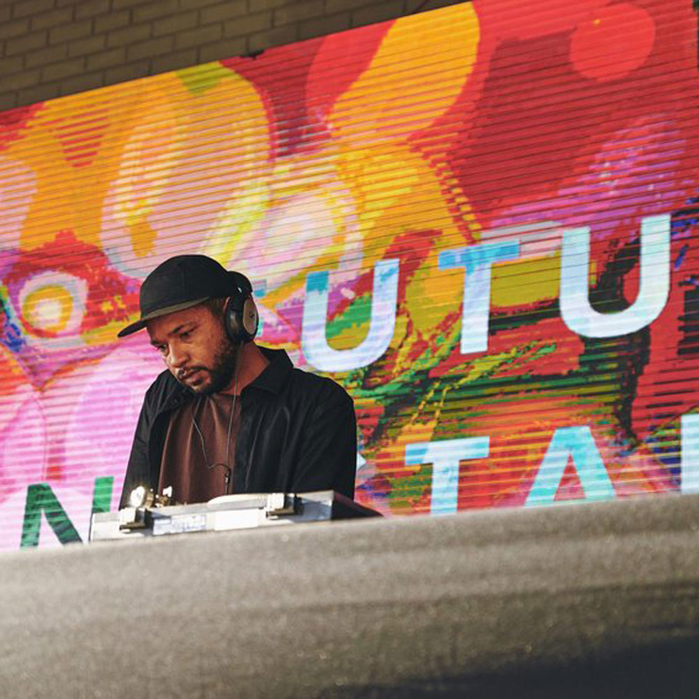 Futurist (Future Nostalgia) Vinyl Set   The Watershed   20:00 – 21:00