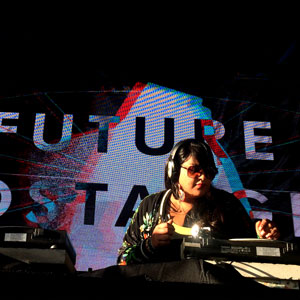 El Corazon   (Future Nostalgia) Vinyl Set   The Watershed   19:00 – 20:00
