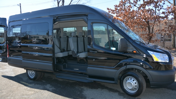 7, 12 or 15 Passenger Vans Van Rentals for your entire stay with included insurance