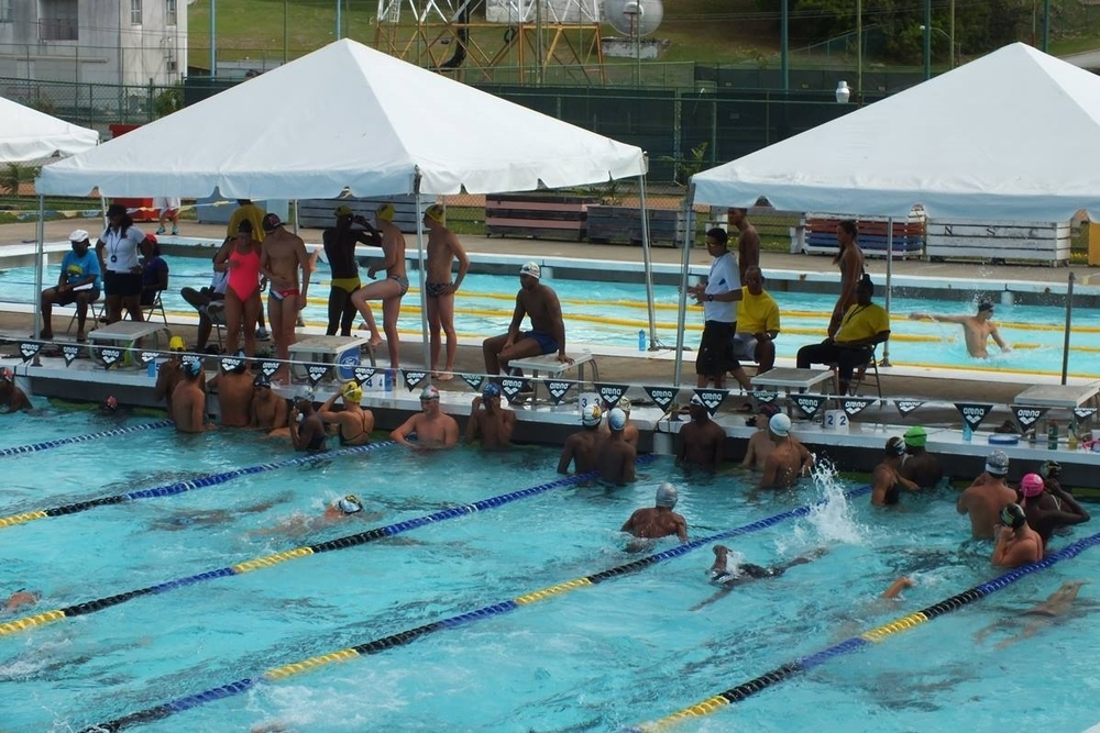 Enjoy (2)  2 Hour Swim Practices  daily during any one of our Training Trips