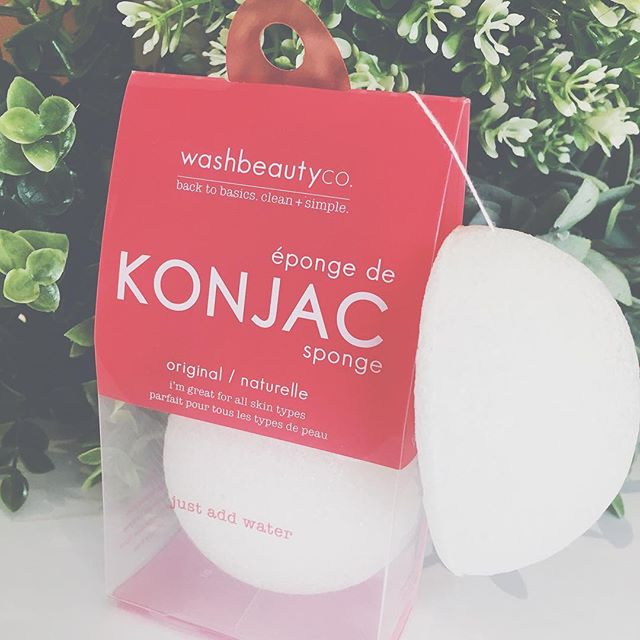 hangin' being all 'basic' and '100% natural' 🍃 wanna hang and get clean soon? #wbcolife #konjacsponge #washbeautyco