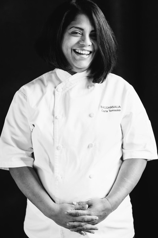 Carla Tomasko, Pastry Chef