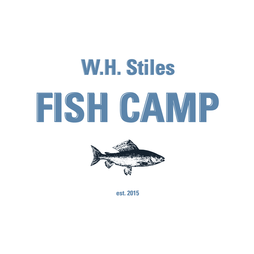 W h stiles fish camp star provisions for Georgia boys fish camp
