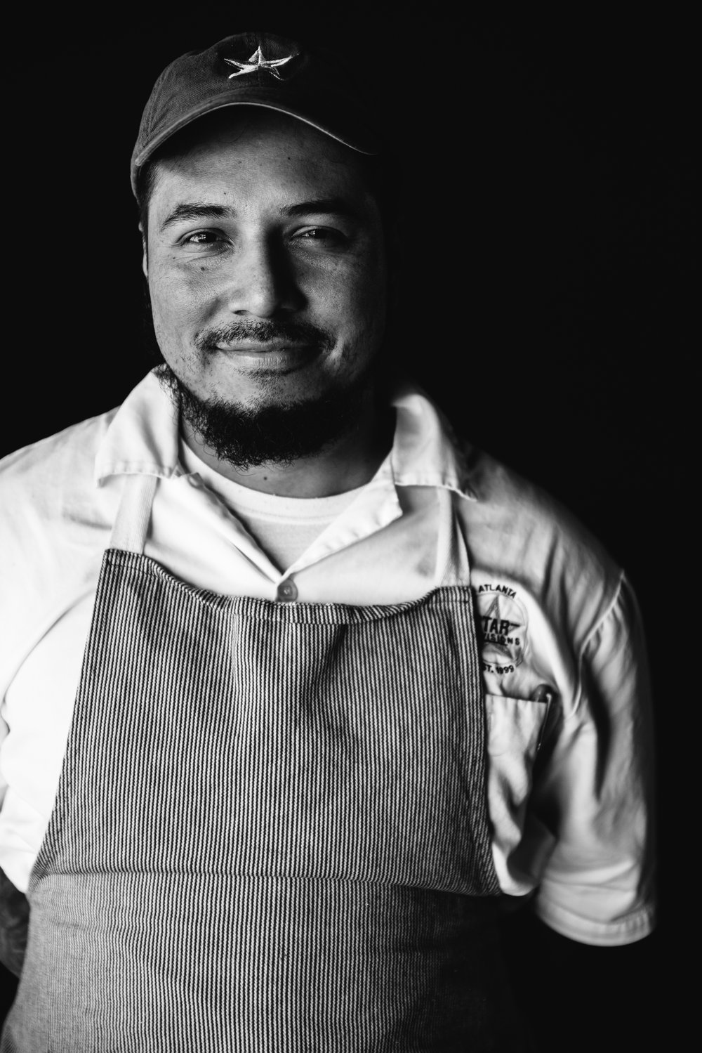Anibal M. Carranza-Valente,  Chef