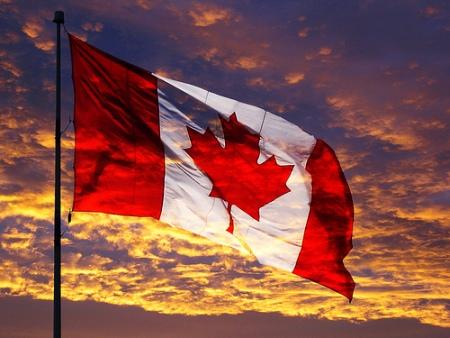 CanadaFlagSunset.jpg
