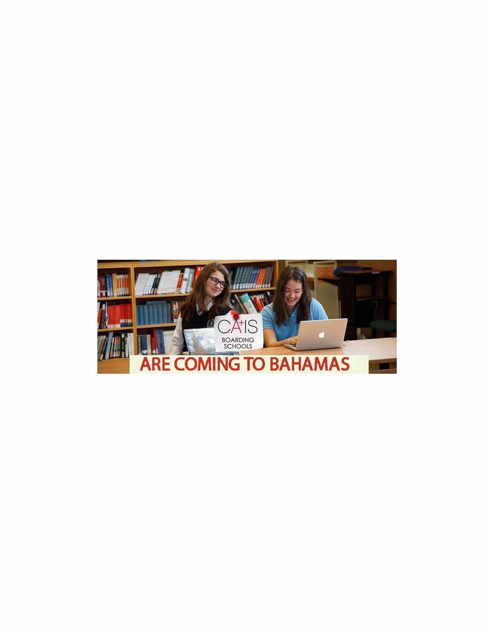 CAIS Boarding Schools Bahamas