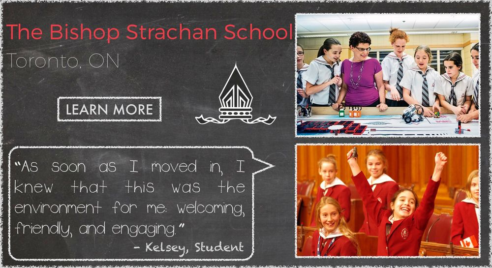 The Bishop Strachan School Boarding School Testimonial
