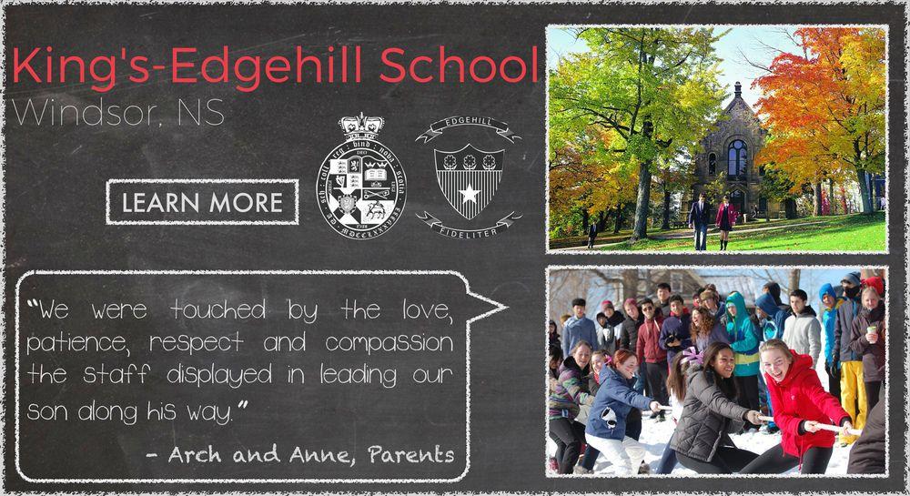 King's-Edgehill School Boarding School Testimonial
