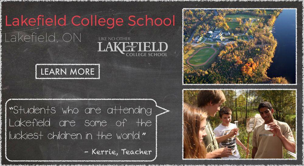 Lakefield College School Boarding School Testimonial
