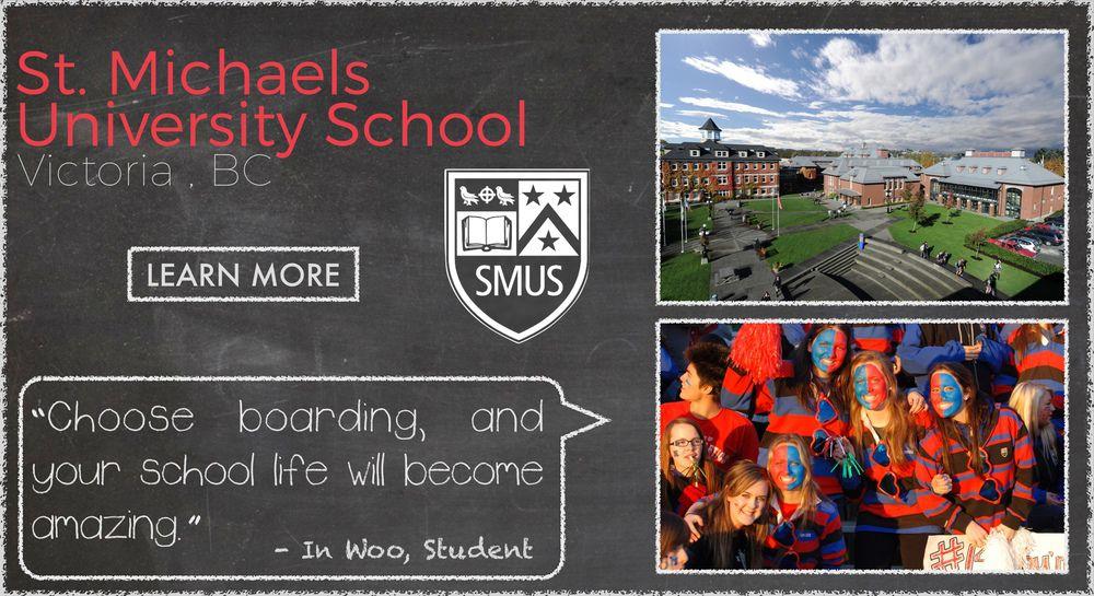 St. Michael's University School Boarding School Testimonial