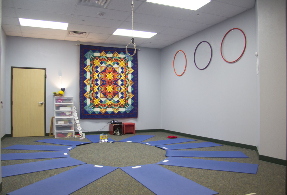 welcome to the tlc yoga kids and young athletes room
