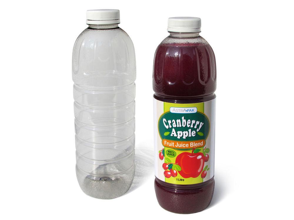 100% rPet Bottle - Astramoulding Plastech