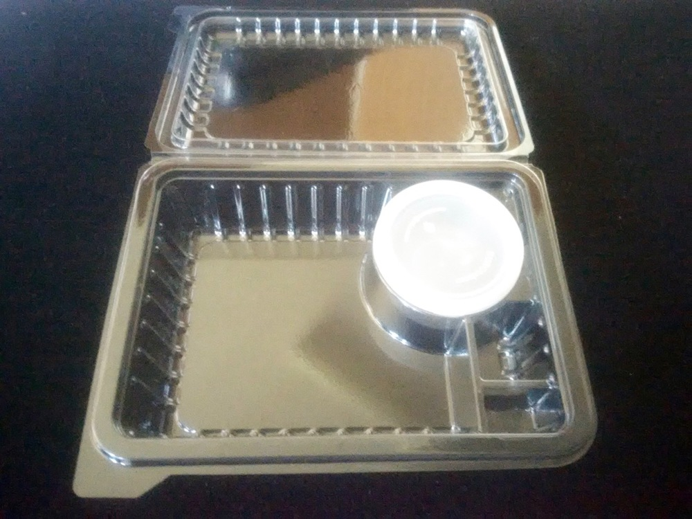 Astrapak offers their innovation and passion to the design and development of a market leading dedicated Sushi packaging tray.