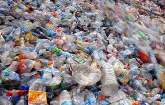 About two billion discarded plastic water and cool-drink bottles - more than 90 tons - were collected across the country during the course of the year. File photo   Image by:  STRINGER