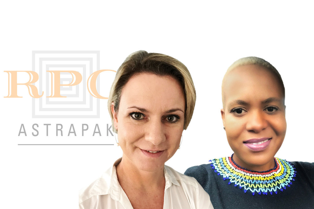 RPC Astrapak have the pleasure of introducing Tsepiso Lekitlane and Anlia Kok who fill the role of Business Development specialists in our growing business.