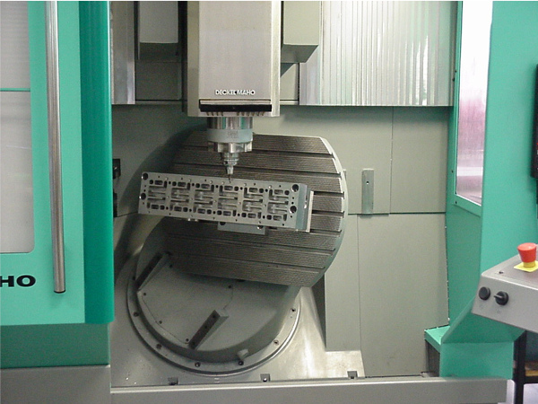 Deckel Maho 5-Axis Machining Centre