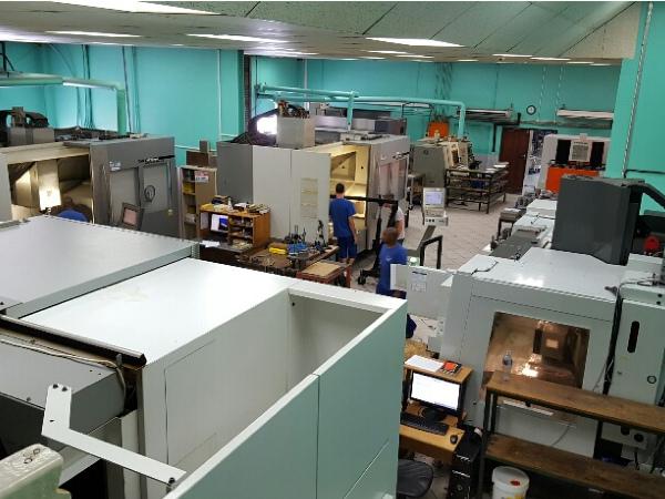 Spec Tool & Die CNC Toolroom