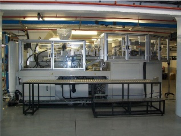 In-house mould trialing facilities include machines that can run IBM and Injection Moulds