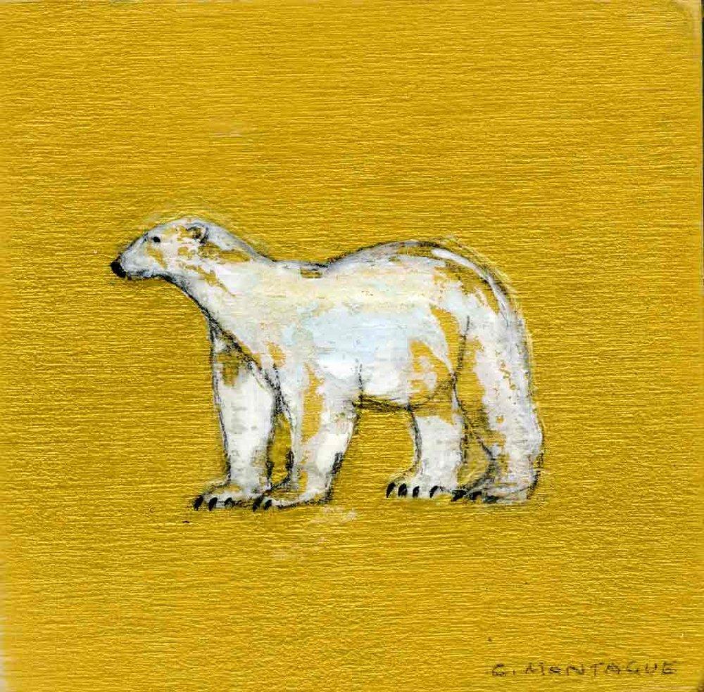 Tundra Bear - Golder Bear Series