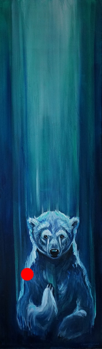 Benediction. Sink Swim Series (sold)