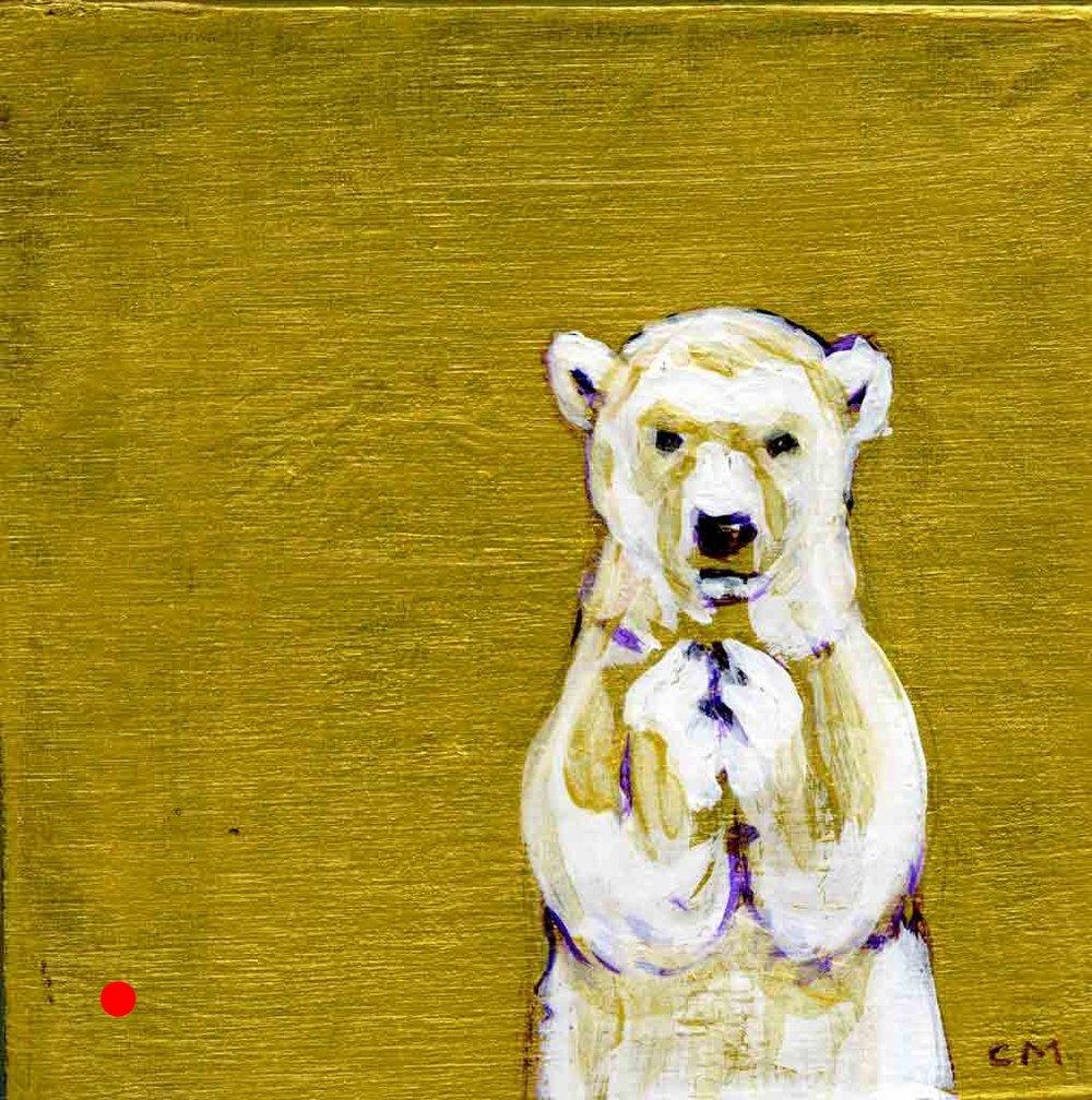 SOLD. Before I Sleep - Goldar Bear Series