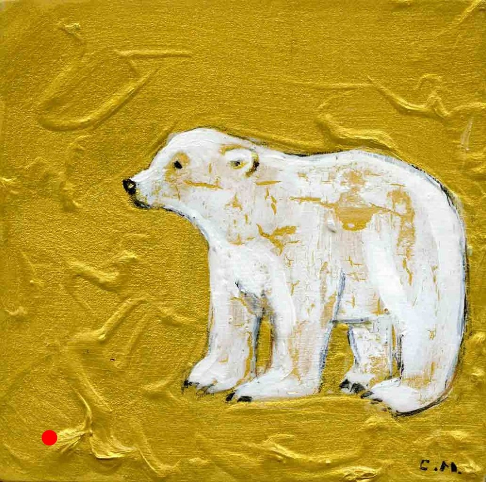 Sold. Four Paws - Golder Bear Series