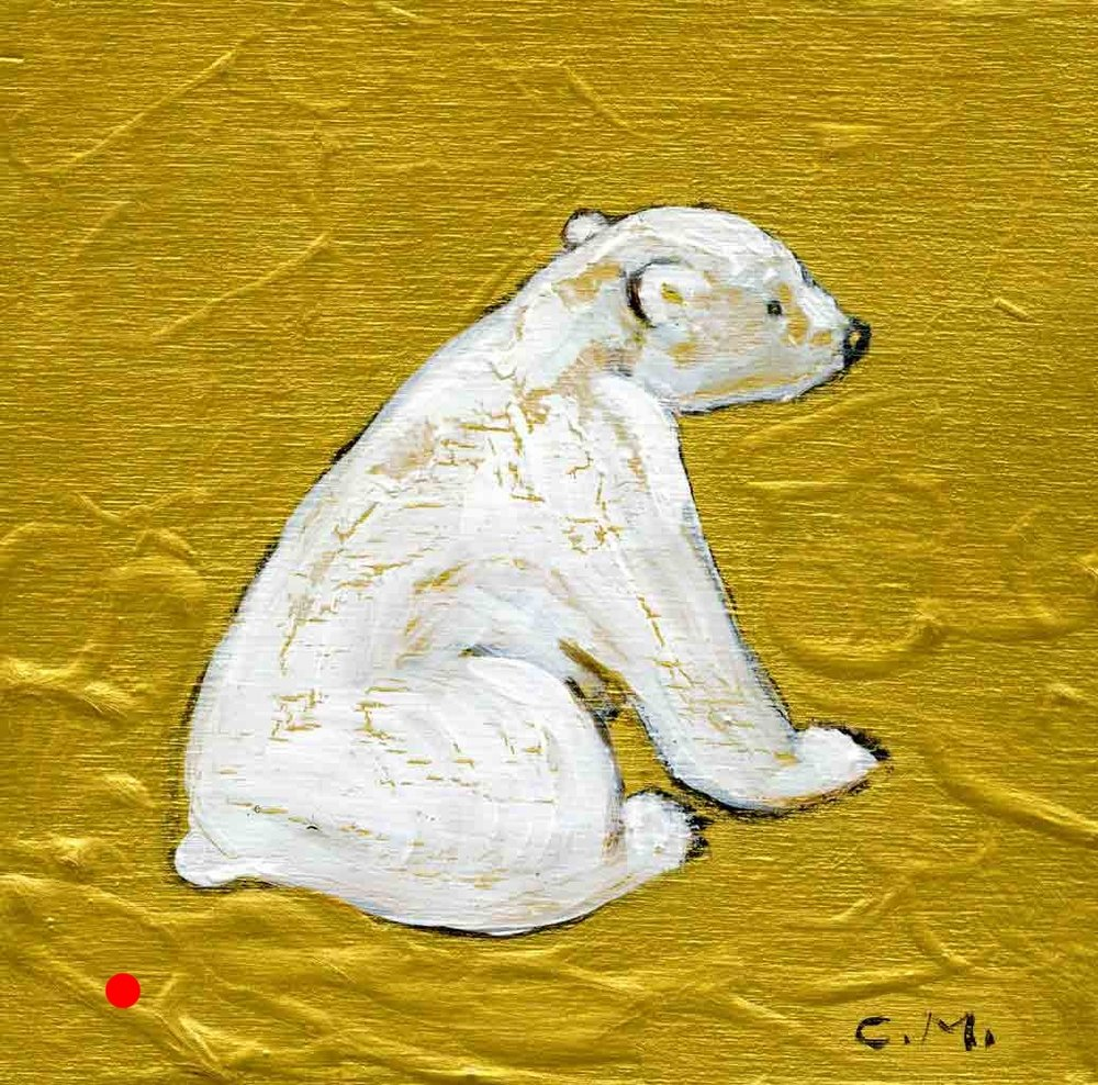 SOLD Time Out - Golder Bear Series