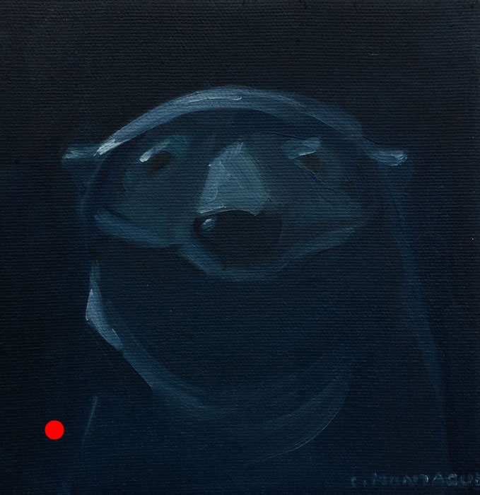 SOLD. Polar Bear Dude