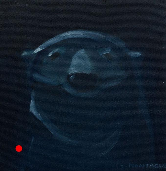 SOLD. Polar Bear Dude