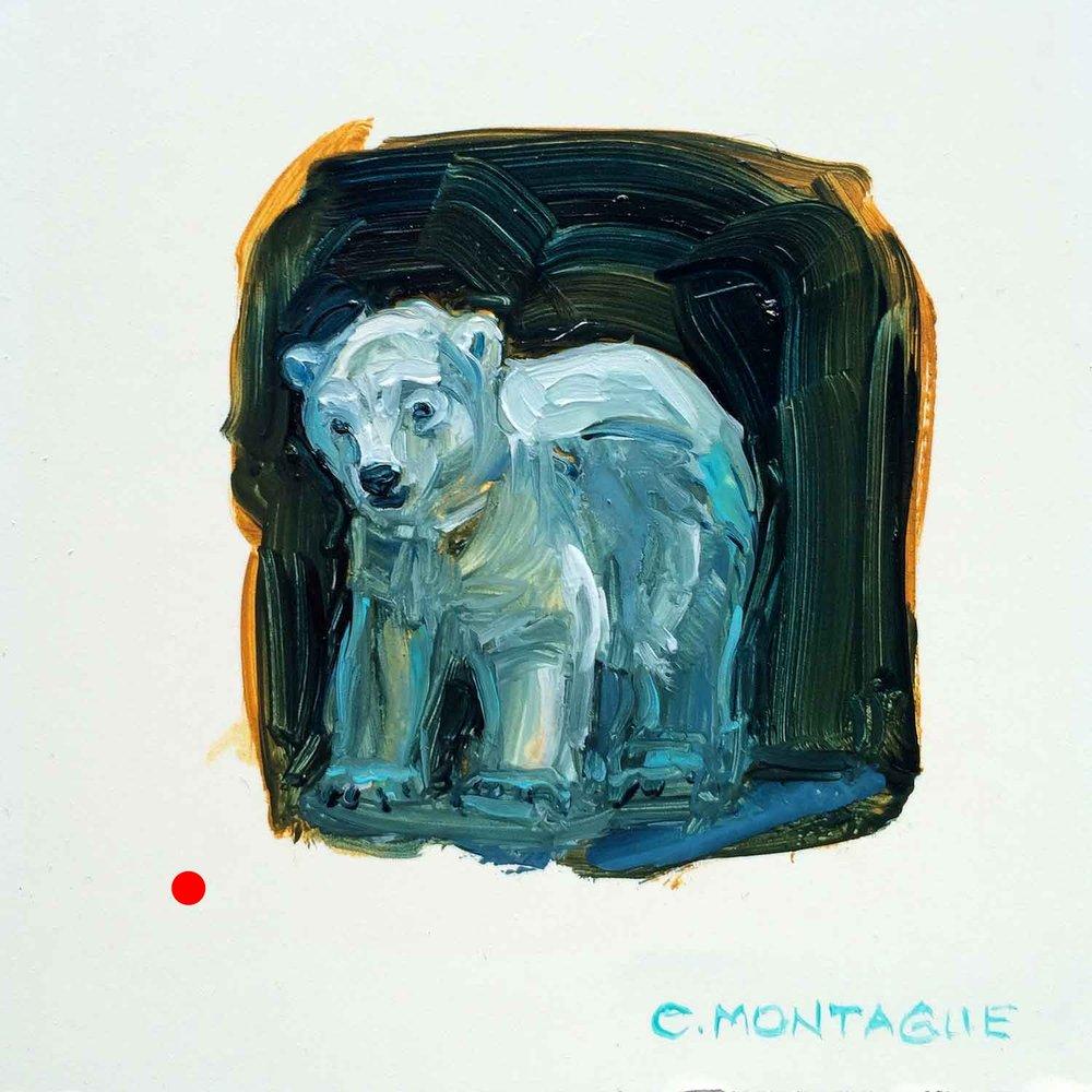 Sold. Polar Bear Cub 4