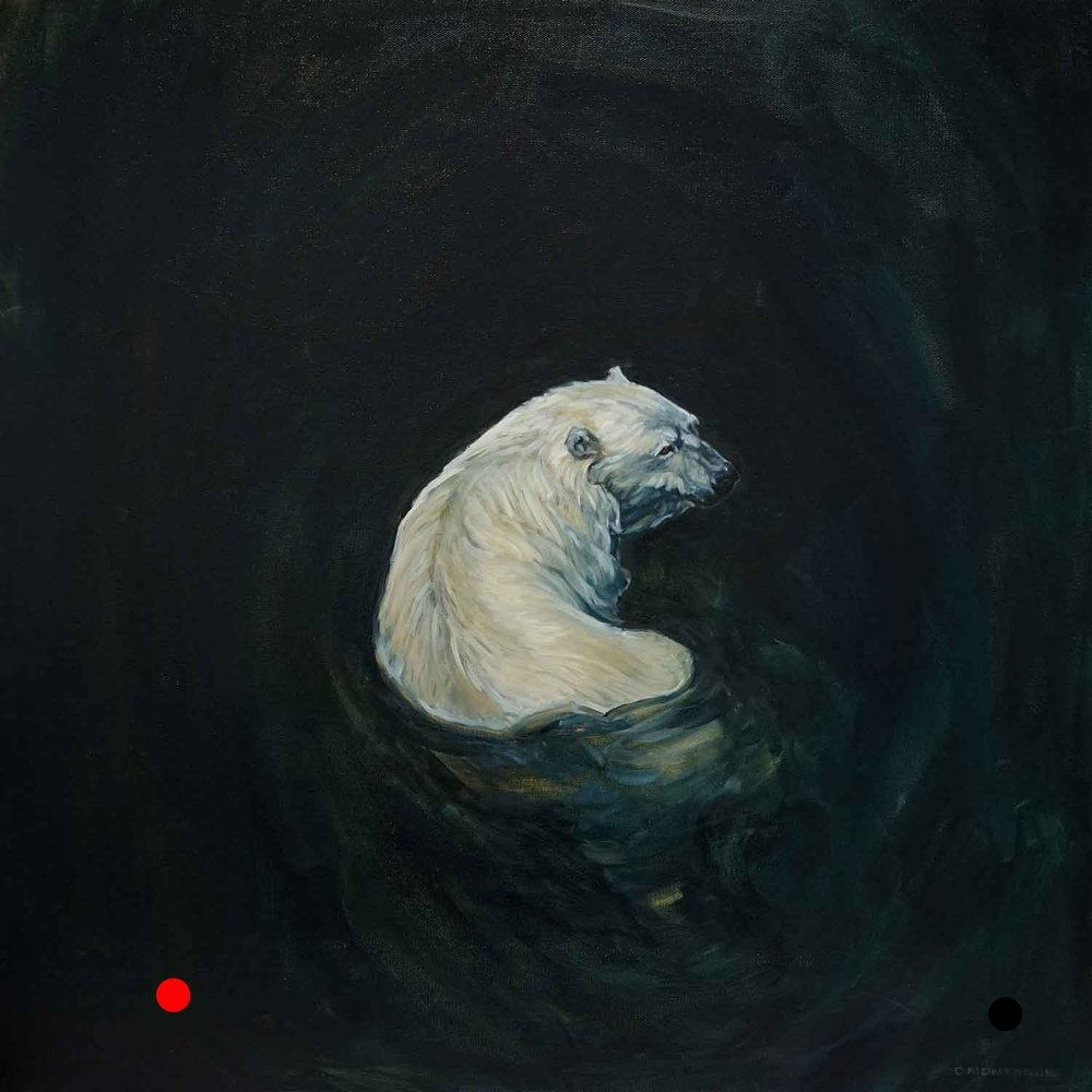 SOLD. Dark Water 1 on Exhibit at CNE