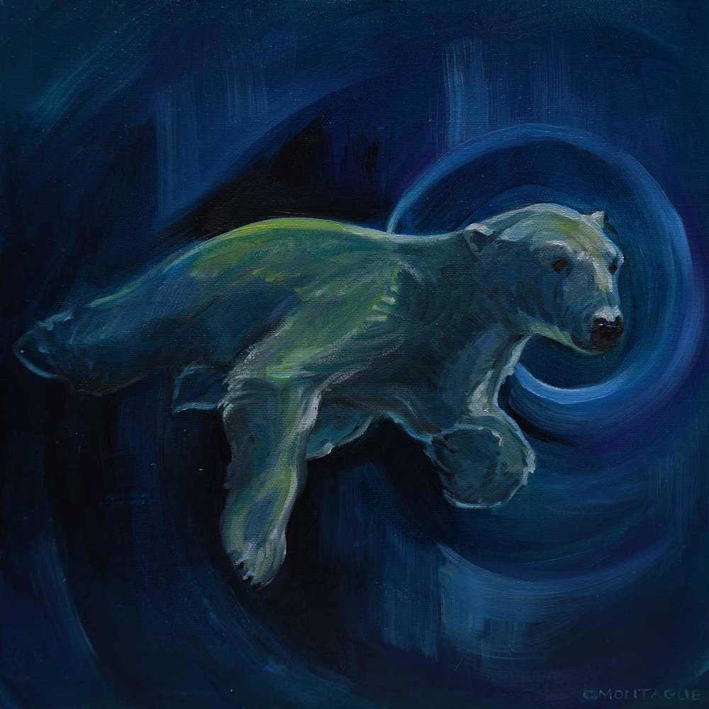 New! Infinity Polar Bear Cub Bear