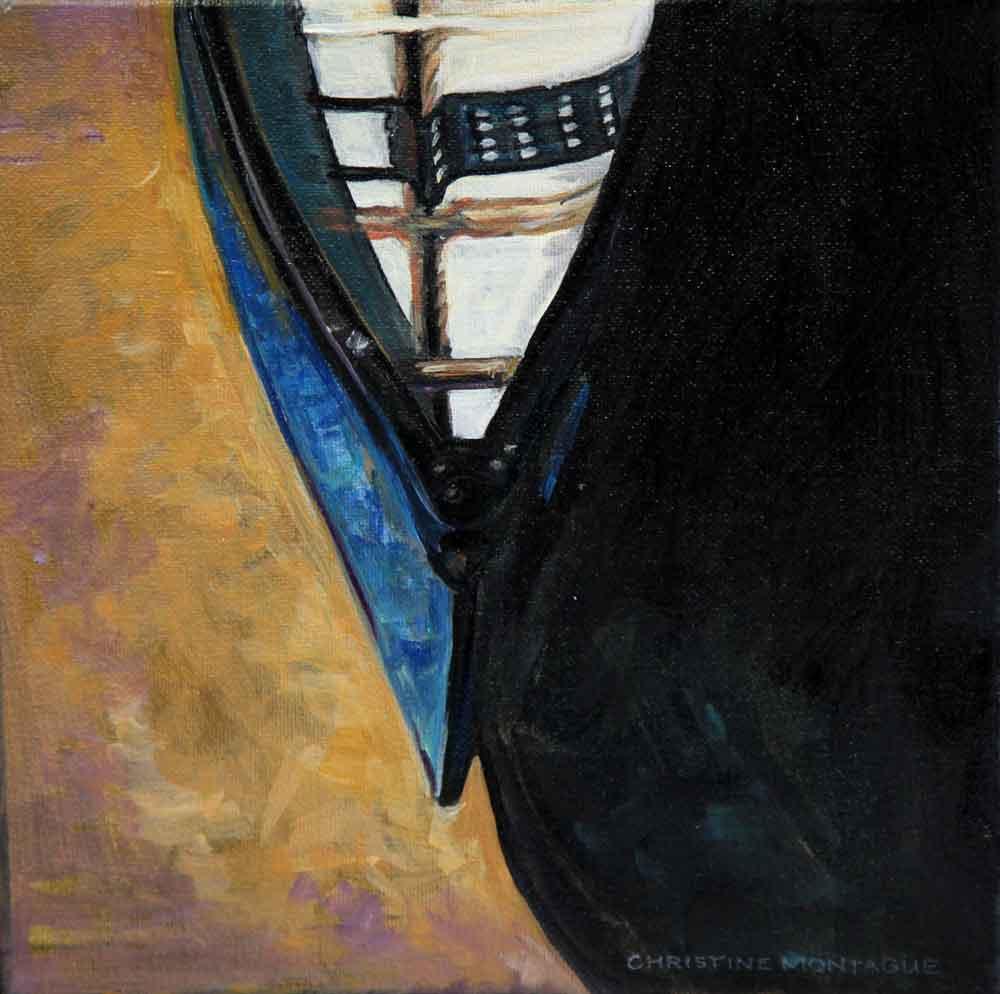 Blue Canoe-Lake Dreams Series