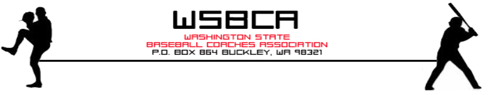 Washington State Baseball Coaches Association