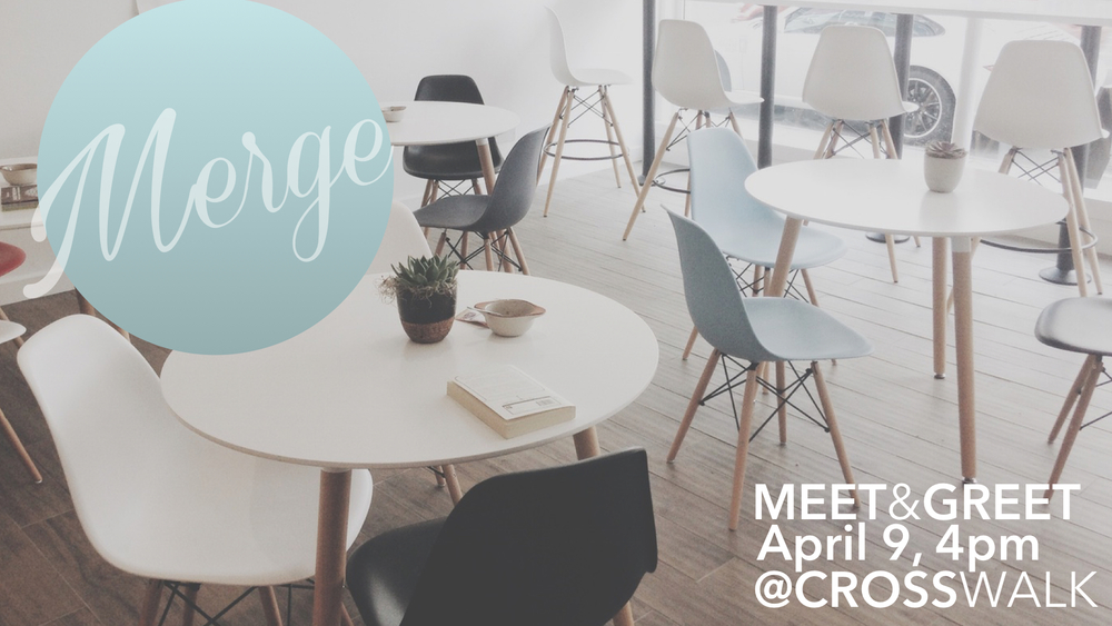 Join us for our first event, a meet and greet at the WALK at CROSSWALK Church. ChildCare will be provided.