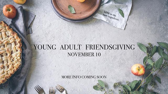 Join us at the Matiko's home at 1:30pm on Saturday, November 10th! #cw_youngadults