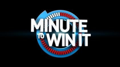 Join us this Saturday night at 7pm for Minute to Win It! Compete in various games, win prizes, and have fun! See you there!