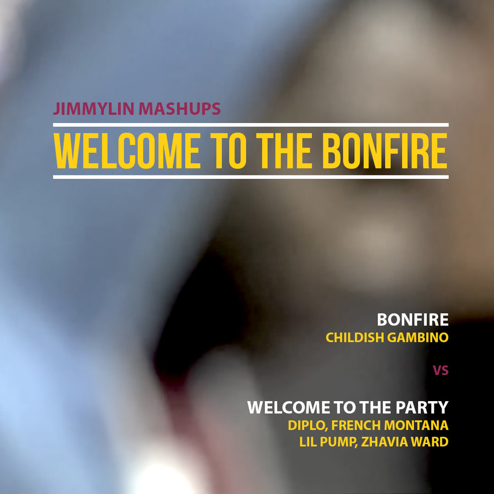 Cover Art - Welcome To The Bonfire (square).jpg
