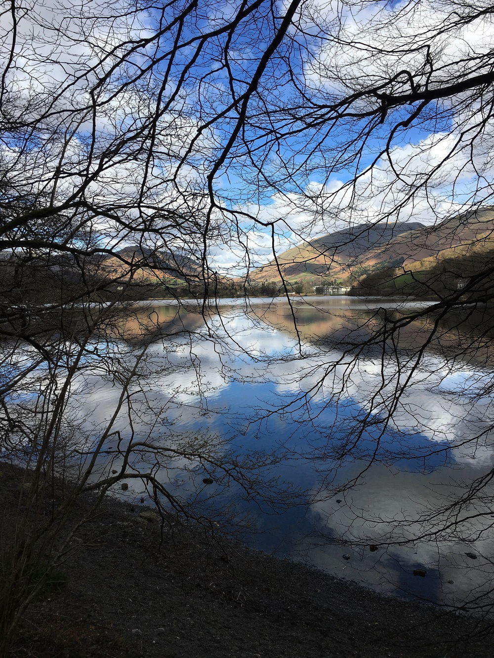 Reflection on Grasmere