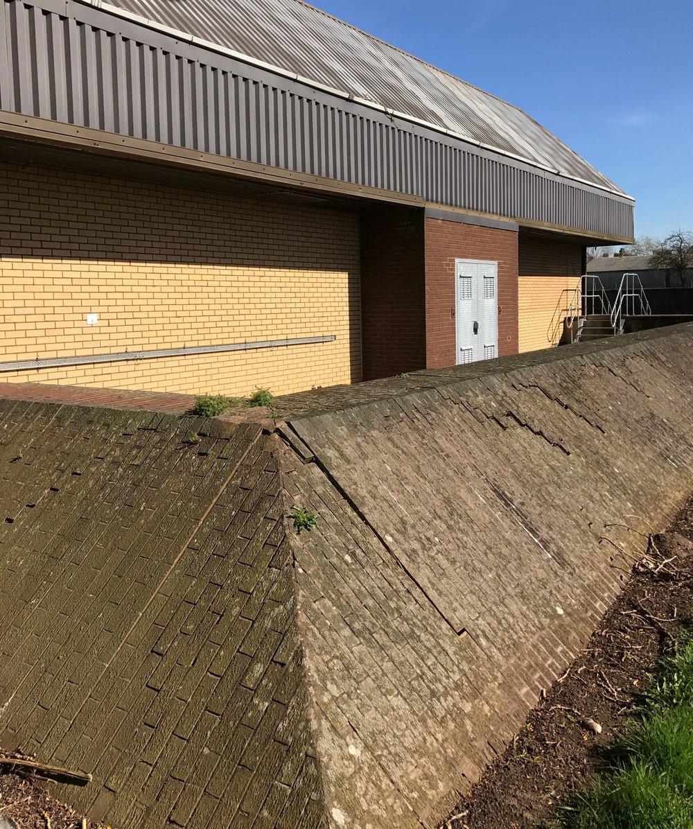 Beam Bridge Pumping Station