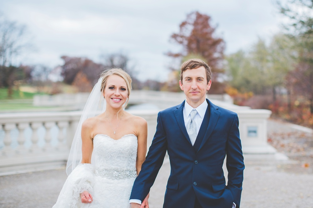 Forest Park St. Louis Wedding