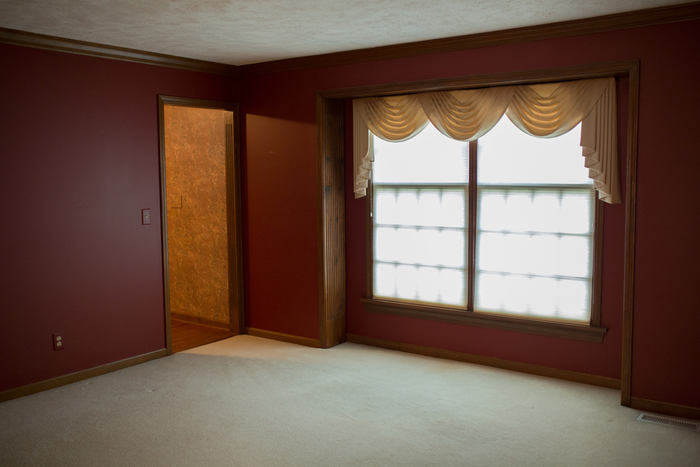 """The """"formal"""" living space which will be where we meet our future Chandler Rose Photography clients"""