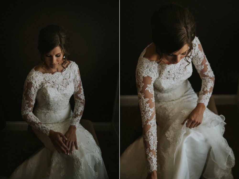 Gorgeous Indiana Bride