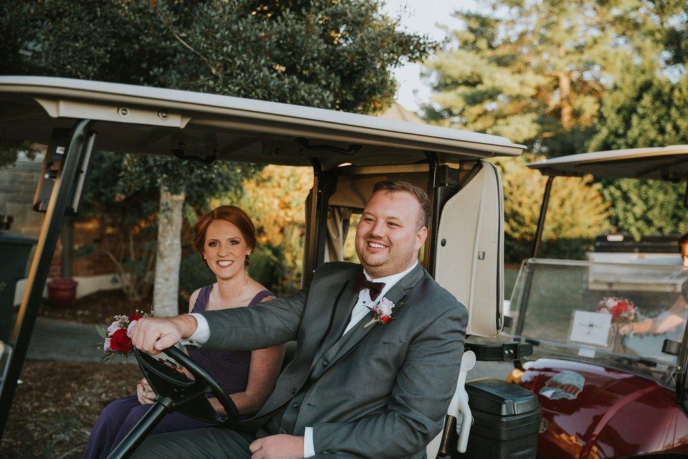 Fuzzy Zoeller's Covered Bridge Wedding Photographer