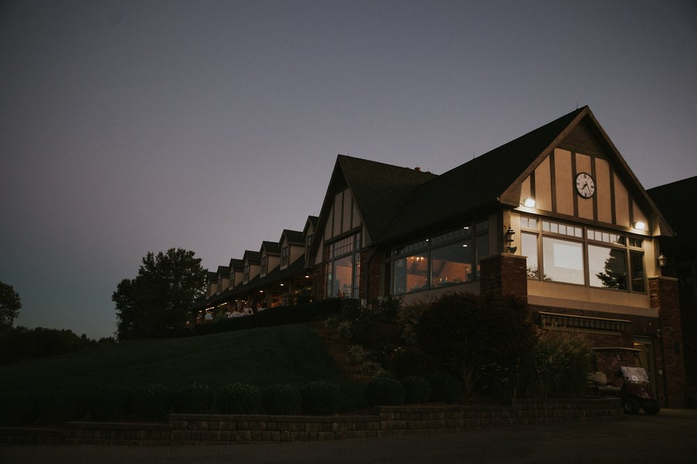 Fuzzy Zoeller's Covered Bridge Wedding Venue