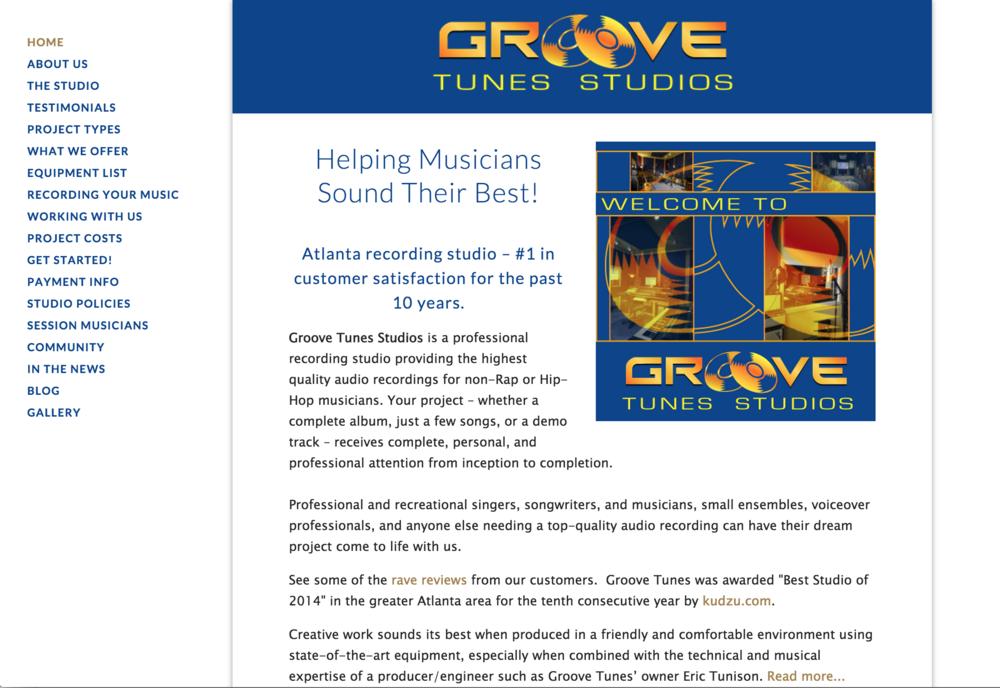 Groove Tunes Studios