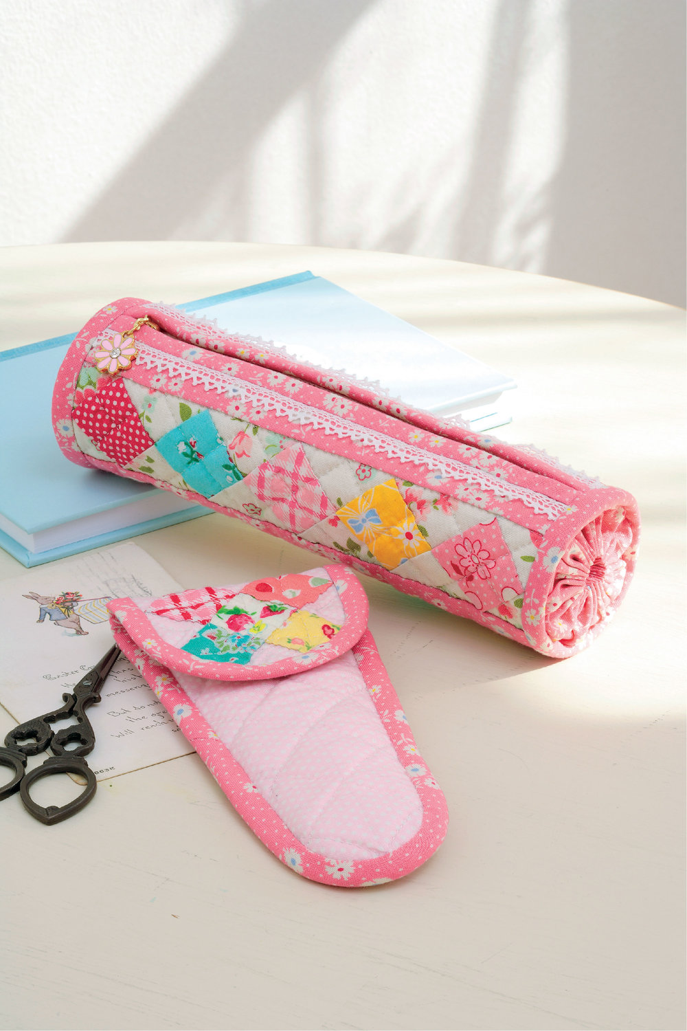 Patchwork Pencil Case on page 42