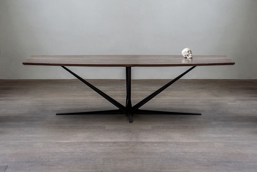 Agave Dining table by Alexander Andersson for Luteca